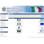 Ministero dello Sviluppo Economico - Dipartimento per l'Energia - Statistiche ed analisi energetiche e minerarie