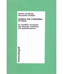 Antonio Cardinale e Alessandro Verdelli - Energia per l'industria in Italia