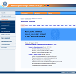 AEEG - Relazione annuale sullo stato dei servizi e sull'attività svolta