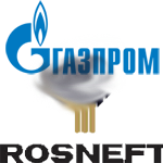 Rosneft vs. Gazprom