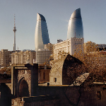 WSJ - The Emergence of Azerbaijan's Ancient Capital City, Baku