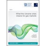 OIES - What the Ukrainian crisis means for gas markets