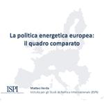 Slides - La politica energetica europea