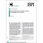 ISPI - Crisi ucraina: per il gas dell'Europa il problema non è la Russia