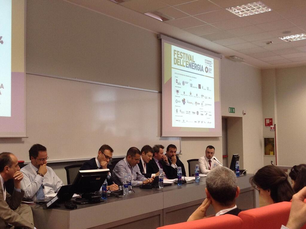 EY Italy - Festival dell'energia 2014