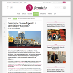 Formiche.net - Soluzione Cassa depositi e prestiti per Saipem?