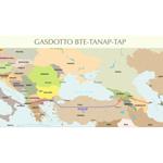 Corriere - La Via del Gas, dal Caspio all'Adriatico