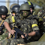 The Telegraph - Kiev and separatists met in Minsk for Ukraine peace talks