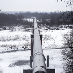 Bloomberg - Russia, Ukraine Move Toward Interim Gas Deal Before Winter