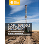 WRI - Global Shale Gas Development: Water Availability & Business Risks