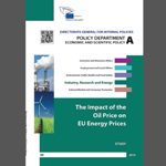 The Impact of the Oil Price on EU Energy Prices STUDY Abstract