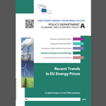 Recent Trends in EU Energy Prices