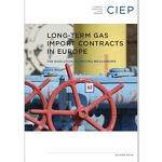 CIEP - Long-Term Gas Import Contracts in EuropeLong-Term Gas Import Contracts in EuropeLong-Term Gas Import Contracts in Europe