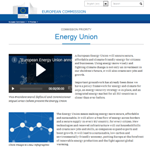 EC - Energy Union