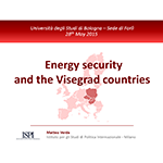Slides - Energy security and the Visegrad countries