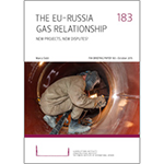 The EU-Russia gas relationship: New projects, new disputes?
