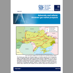 Simon Pirani - Adversity and reform: Ukrainian gas market prospects