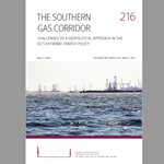The Southern Gas Corridor: Challenges to a geopolitical approach in the EU's external energy policy