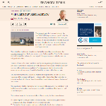 FT - Will China buy Saudi Aramco?
